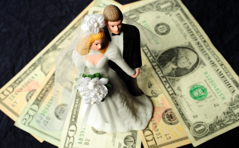 Financial Mistakes that Newlyweds Make