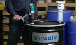 Aerosol can disposal