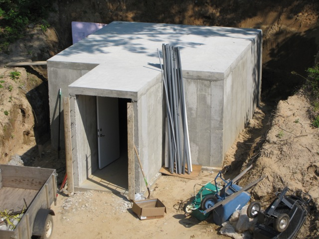 Green Thumb Alert: Building A Root Cellar In Your Basement